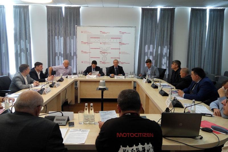 24 мая состоялся международный Круглый стол по вопросам развития транспортной системы