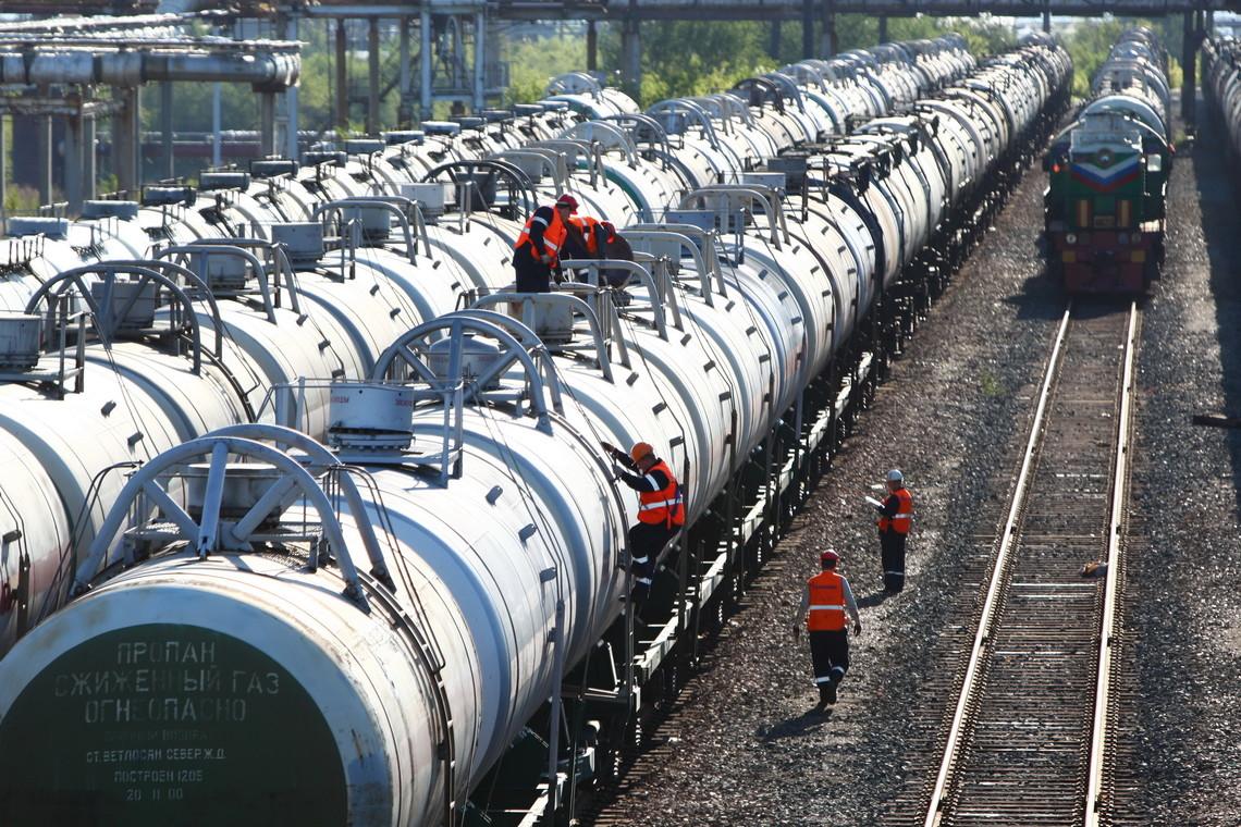 Перевозить бутан и пропан по железной дороге станет дороже