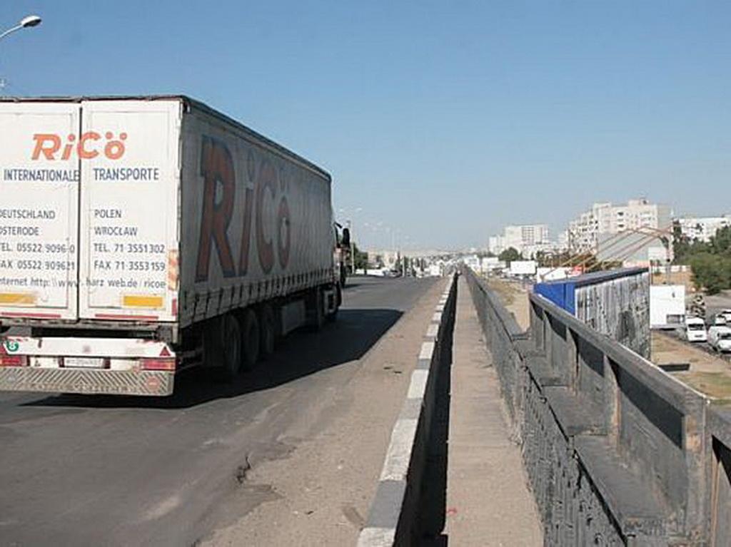 В Волгограде подняли коэффициент платы за вред дорогам от большегрузов