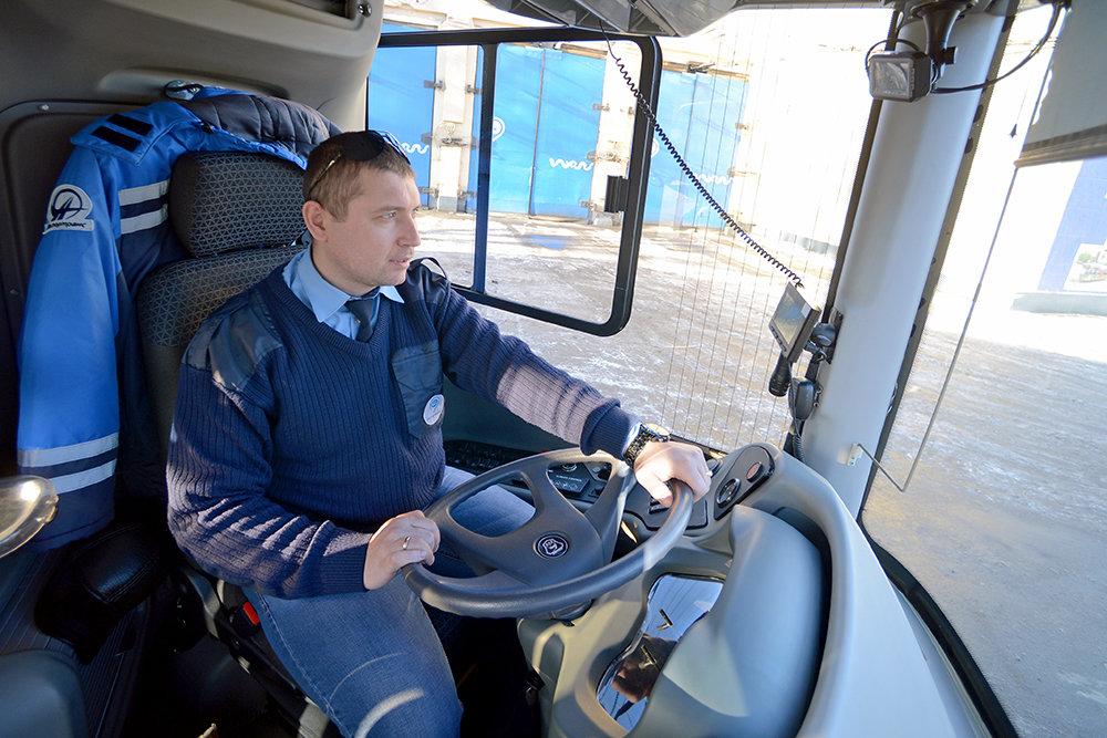 За нарушение режима работы водителей ответят работодатели