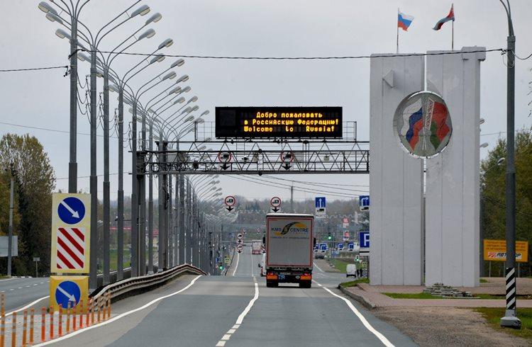 Российско-белорусская граница будет закрыта для всего остального мира?