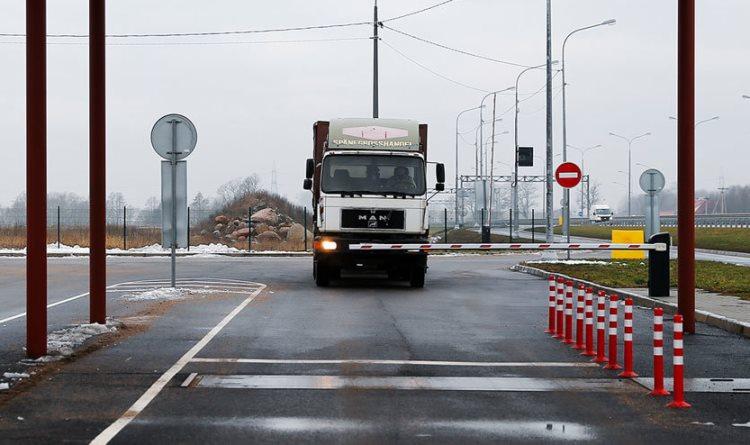 Новые грузовики свыше 3.5 тонн с 2024 года хотят оснастить датчиками осевой нагрузки