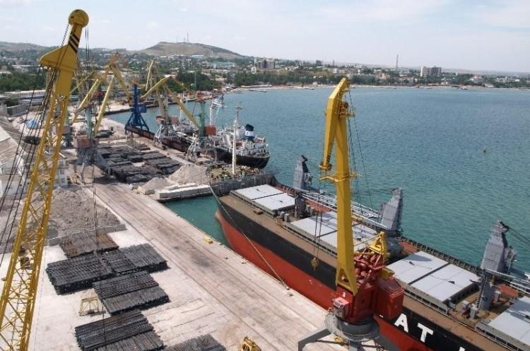 Феодосийский морской порт обретет «второе дыхание»
