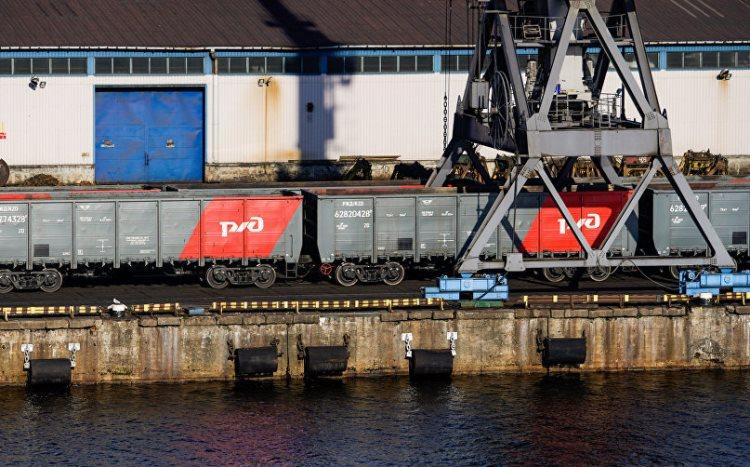 РЖД и морские порты хотят поработать совместно