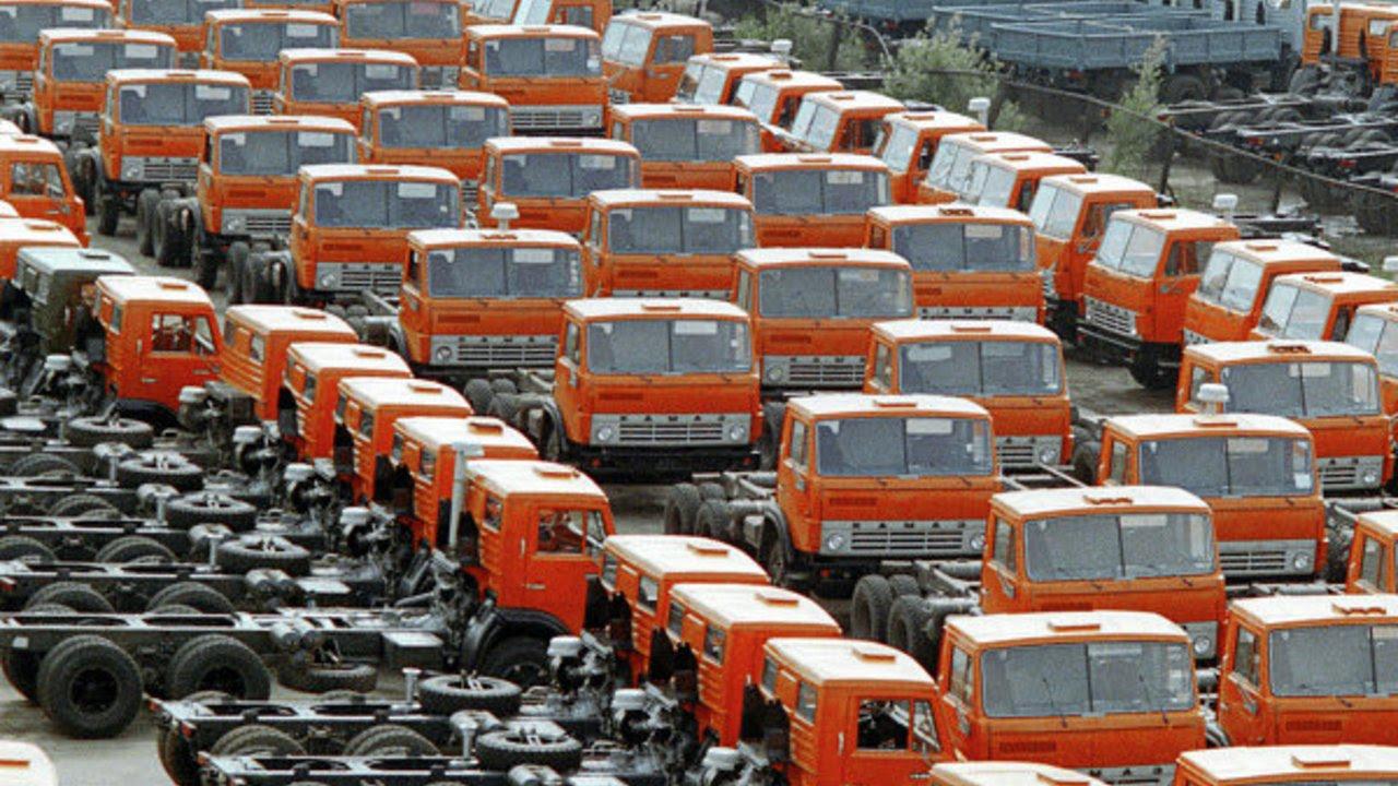 Анализ рынка грузовых автомобилей