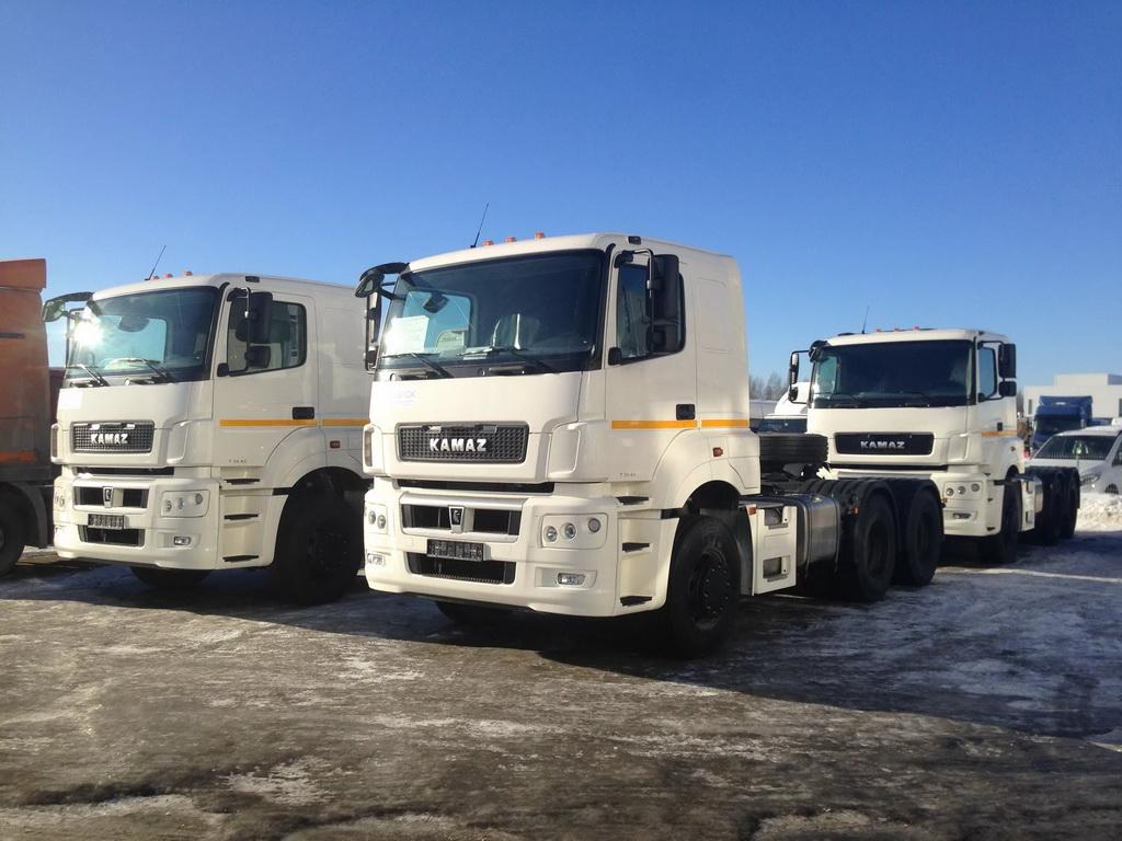 Стартовало производство новых моделей КАМАЗ