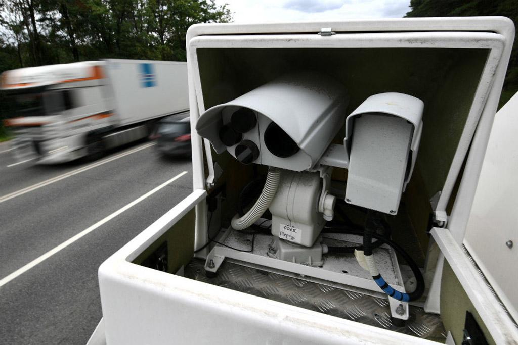 Камеры автоматической фотовидеофиксации выявили в прошлом году более 83 миллионов нарушений