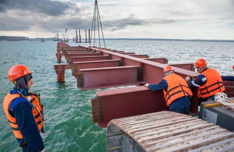 На Сахалине хотят построить мост подобно Крымскому