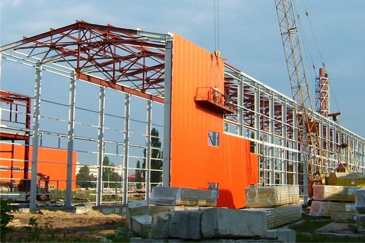 В Санкт-Петербурге построят склады в формате build-to-suit