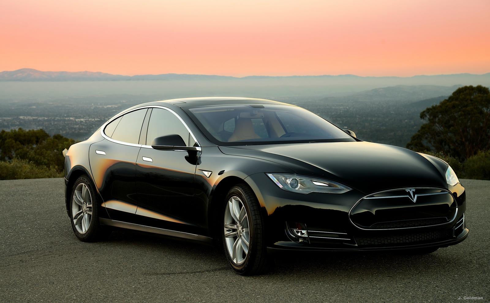 Как автомобиль Tesla до уголовного дела довел
