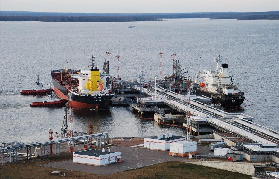Грузооборот морских портов РФ за пять месяцев вырос на 2,7%