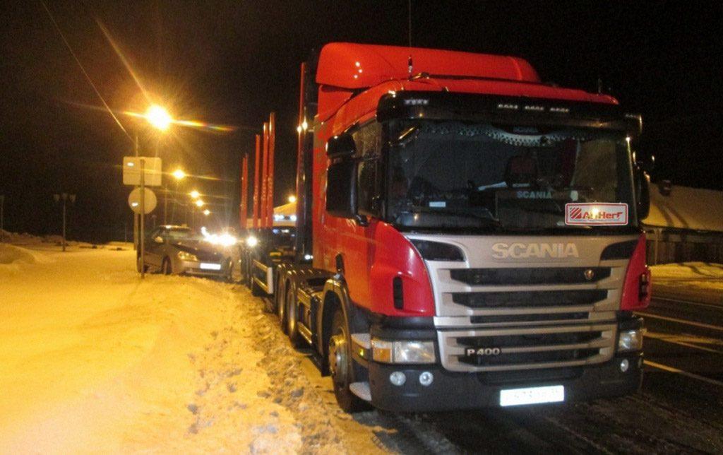 В России снизилось число аварий с участием большегрузов