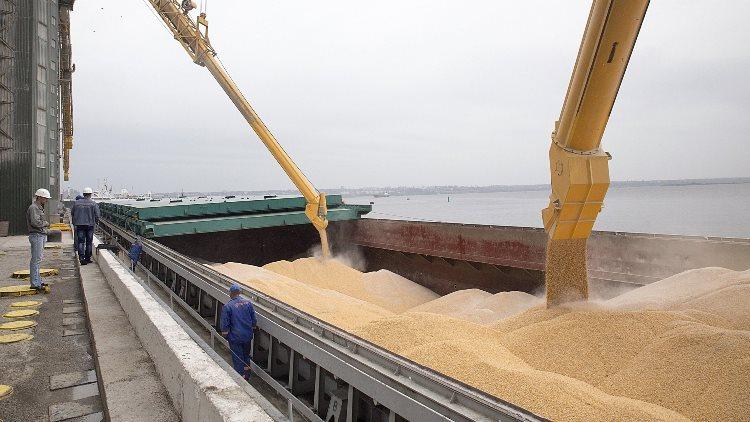 РЖД против экспорта зерна через Прибалтику?