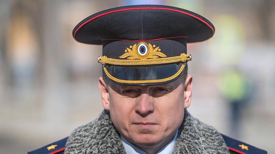 Глава ГИБДД Москвы выйдет в отставку после отпуска.