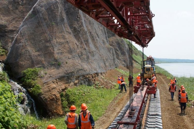 Масштабная модернизация железных дорог на Сахалине