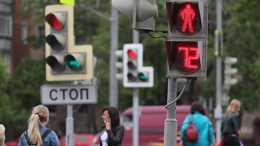 В России появится ГОСТ на светофоры