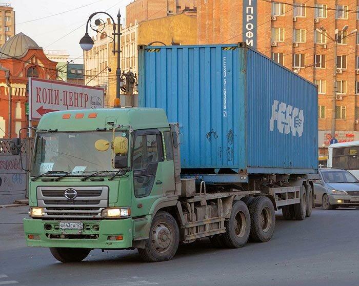 Ограничение движение большегрузов во Владивостоке. К чему это приведет?