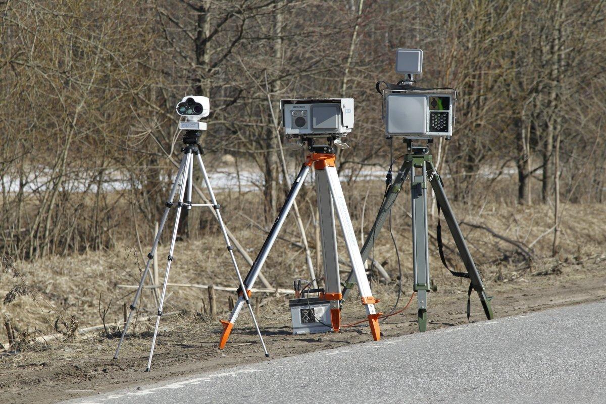 Все о расстановке дорожных камер от Минтранса