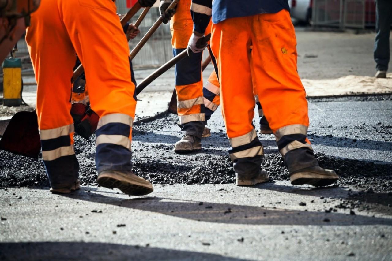 К концу 2019 года отремонтируют 27.5 тыс. км. дорог